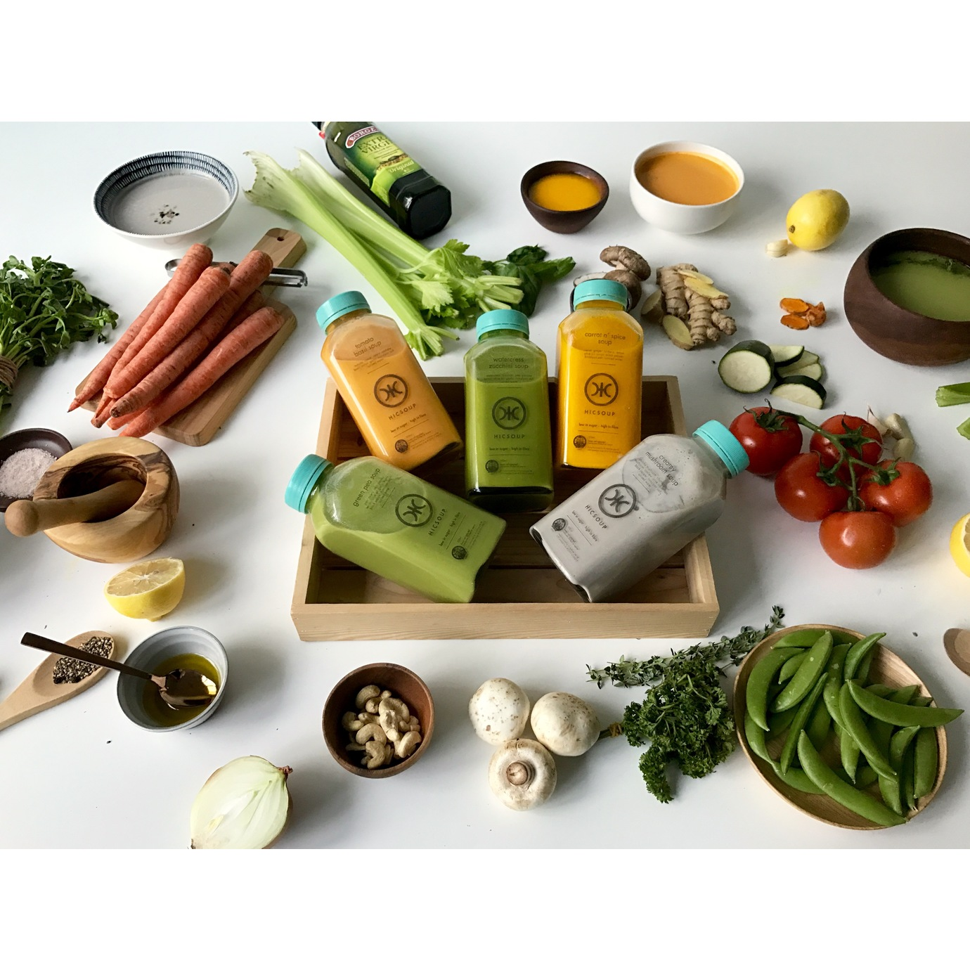 the nourish cleanse 1 day