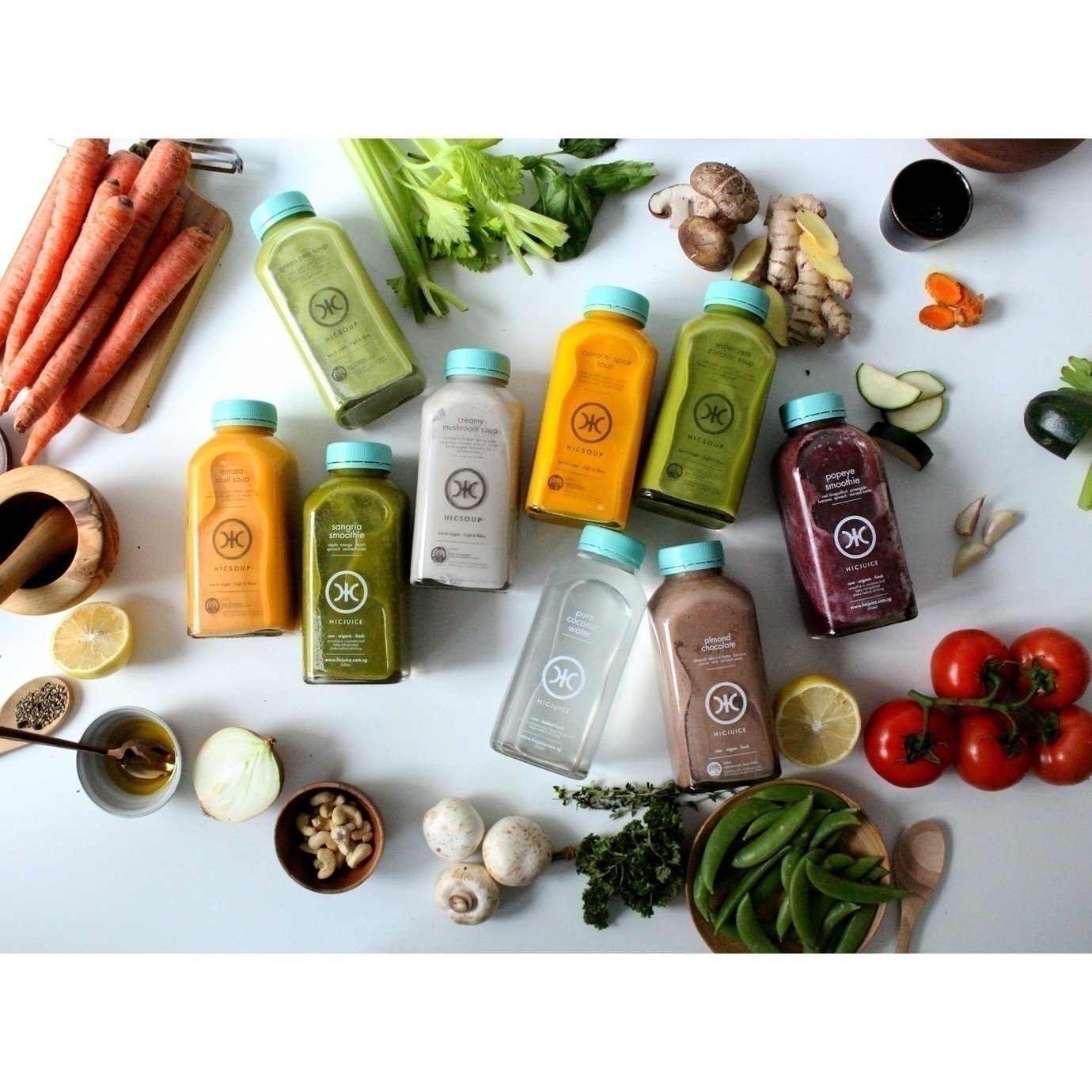 the nourish cleanse 3 days