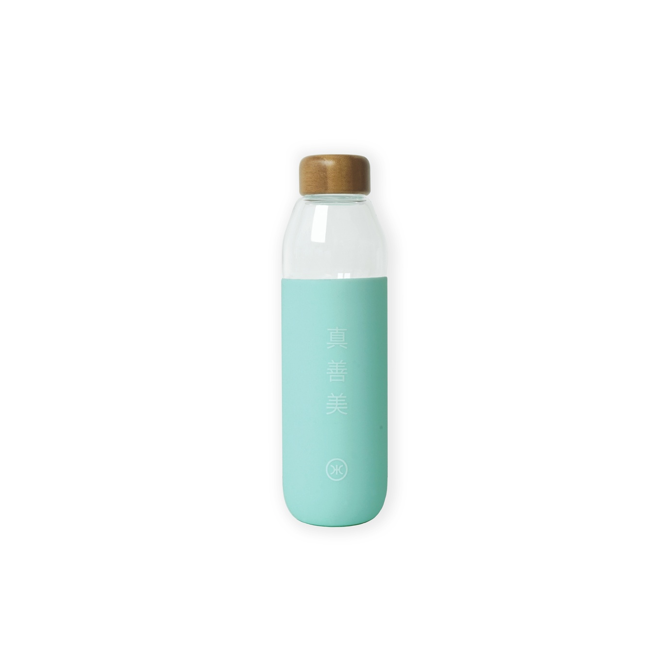 HICxSoma water bottle mint