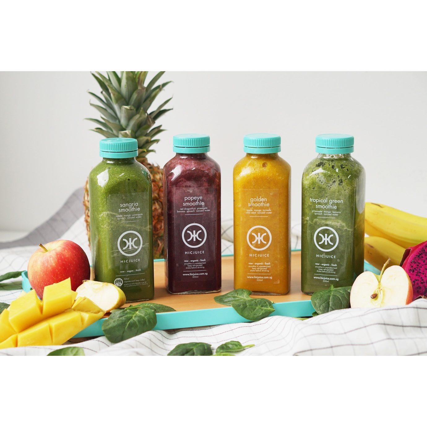 energising smoothie pack