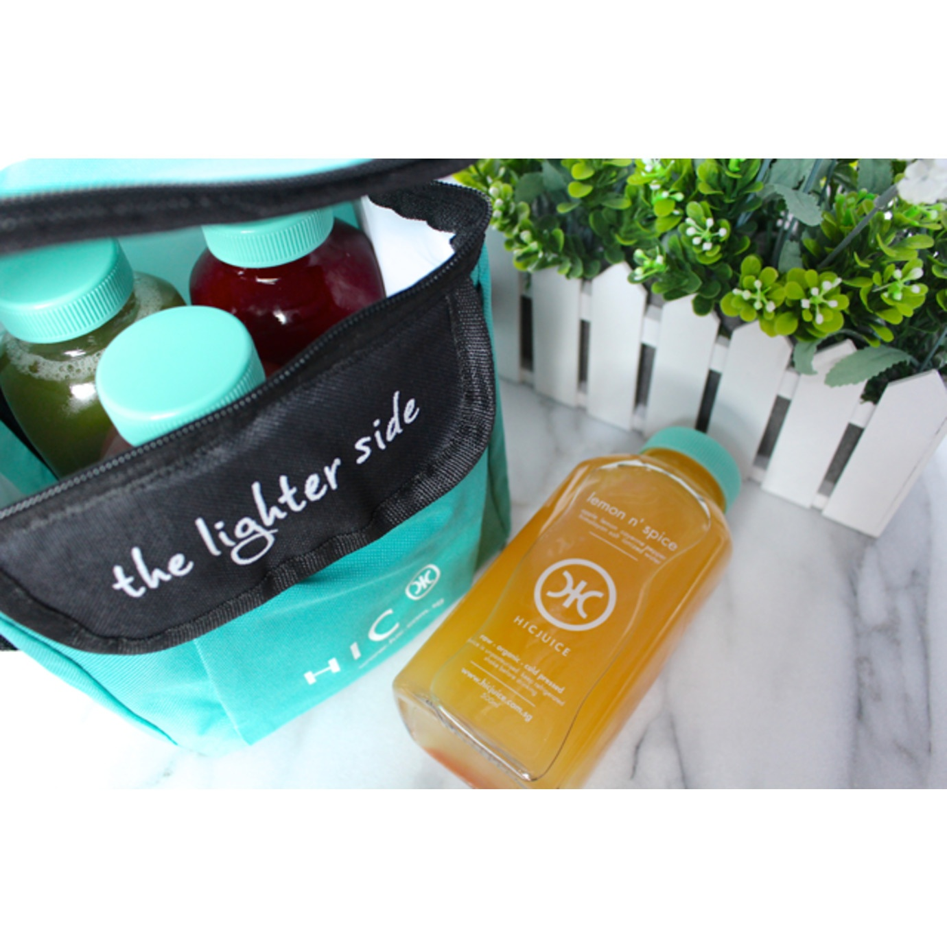 HIC small cooler bag